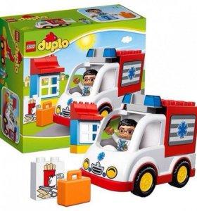 Lego duplo новый