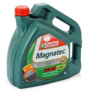 Масло CASTROL 5w40