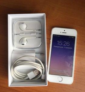 iPhone 5s, 16