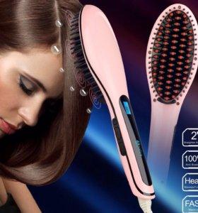 """Расческа выпрямитель """"Fast Hair-906"""". Новые!"""