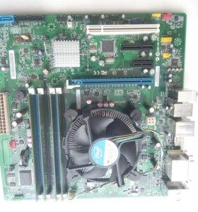 Комплект для сборки компьютера