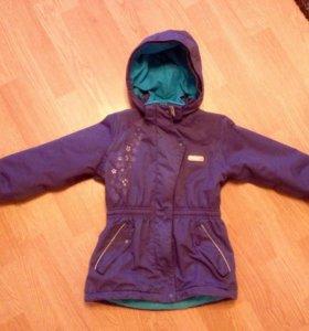 Куртка Reima для девочки.