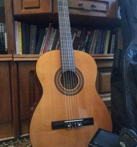 Классическая гитара Martinez
