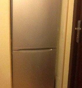 2х камерный холодильник