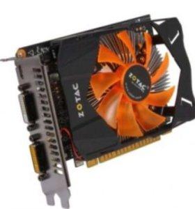 Видеокарта GeForce Gtx 750