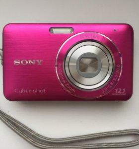 Цифровой фотоаппарат Sony Cyber-shot DSC-W310pink
