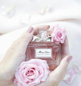 Мисс диор парфюмерия