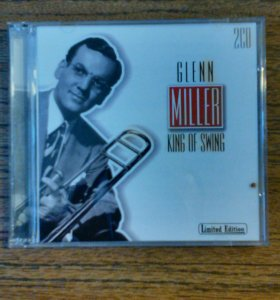 Glen Miller. King of swing. 2CD