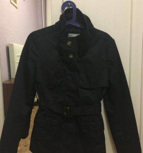 Куртка пальто тренч