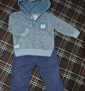 Одежда для малыша 9-12 мес