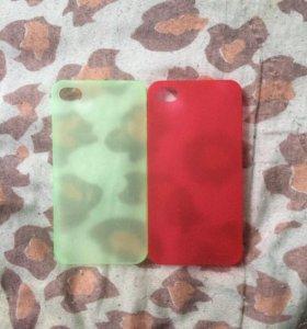 Чехлы на iPhone4