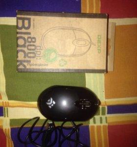 Mouse DEXP 800dpi (Black)