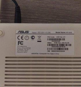 Продам роутер Asus rt-g32