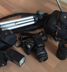 Фотоаппарат полный набор.
