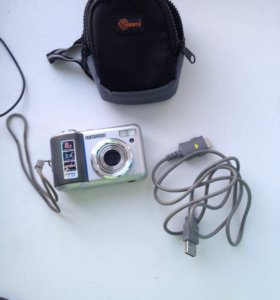Цифровой фотоаппарат Samsung digimax s800