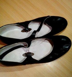 Туфли народные