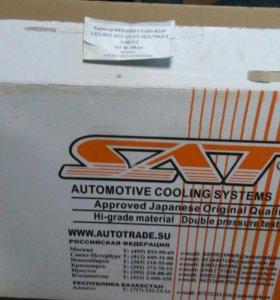 Радиатор MERSEDES E-KLASS W210
