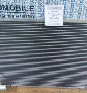 Радиатор охлаждения для Lexus RX 300/330/350