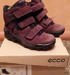 Ботинки Ecco р-р 30
