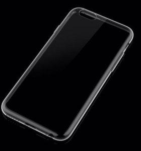 Накладка силиконовая iPhone