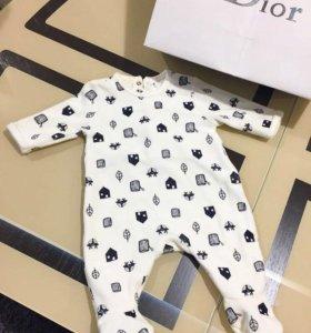Пижамы детские для новорождённых