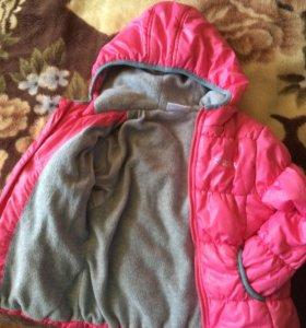 Продам куртку весна 98 см