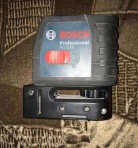 Лазерный уровень Bosch GLL 2-15