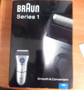 Электрическая бритва Braun