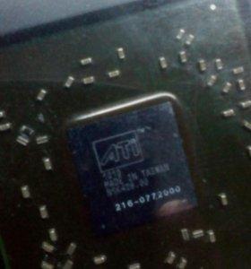 Видеочип ATI HD5650 - 2160772000. Оригинал.