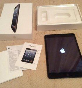 Планшет Apple iPad mini Wi-Fi Celluar 16Gb Black