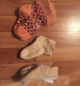 Шапка, носки, колготки, варежки - пакет