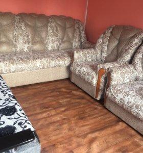 Новый комплект мебели