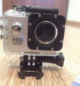 Экшн камера FHD 1080P