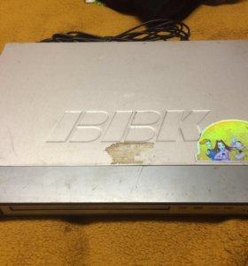 DVD-проигрыватель bbk