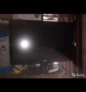 Игровой системный блок + монитор