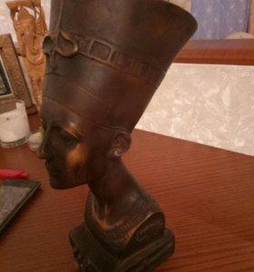 Нифертити статуэтка