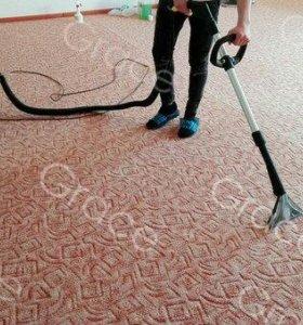 Химчистка мебели  ковров и покрытий