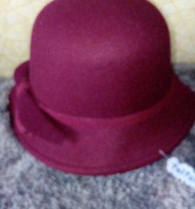 Шляпа женская .