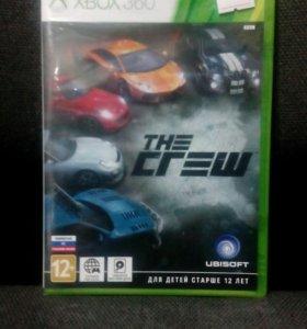 The crew на Xbox360