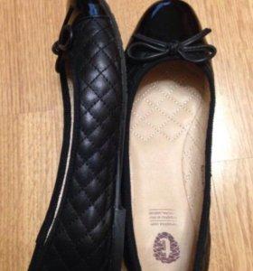 Туфли женские tervolina