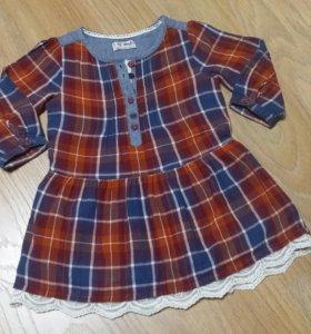 Платье next 80-86