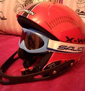 Шлем горнолыжный детский xxs