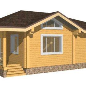 Строительство домов, бани, беседки