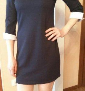 Трикотажные платья 42-44