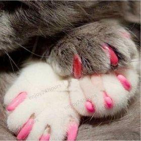 Мягкие Коготочки Антицарапки Для кошек