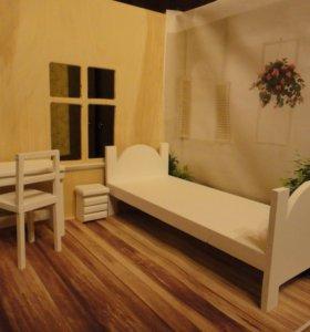Румбокс с мебелью