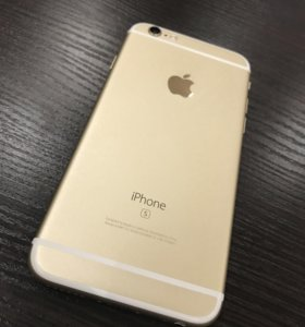 🍎-iPhone 6s 16 gb, gold, б/у
