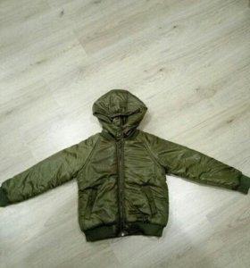 Новая осенне-весенняя куртка Манго