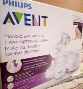 Электронный молокоотсос Philips AVENT