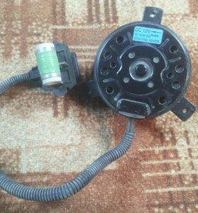 Kia Cerato моторчик вентилятора